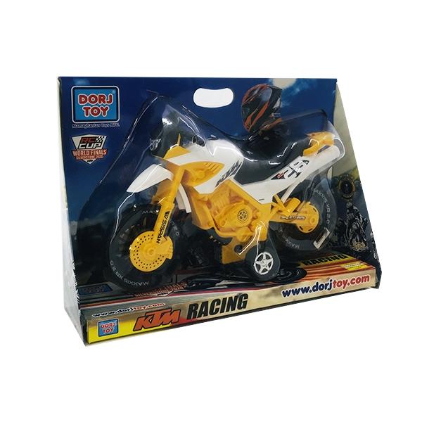 اسباببازی موتور هوندا ۱۲۵ زرد