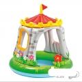 استخر بادی طرح قلعه