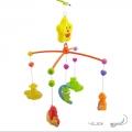 آویز تخت موزیکال، مدل حیوانات