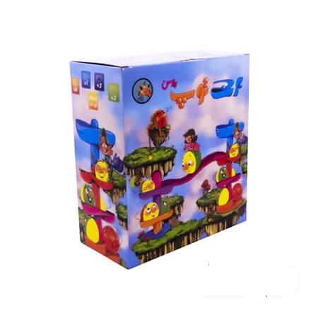 بازی برج توپ پلاس