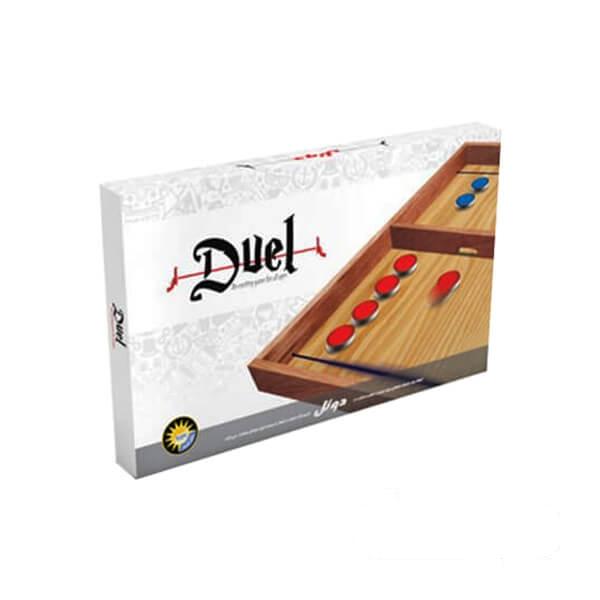 بازی دوئل ۲ نفره