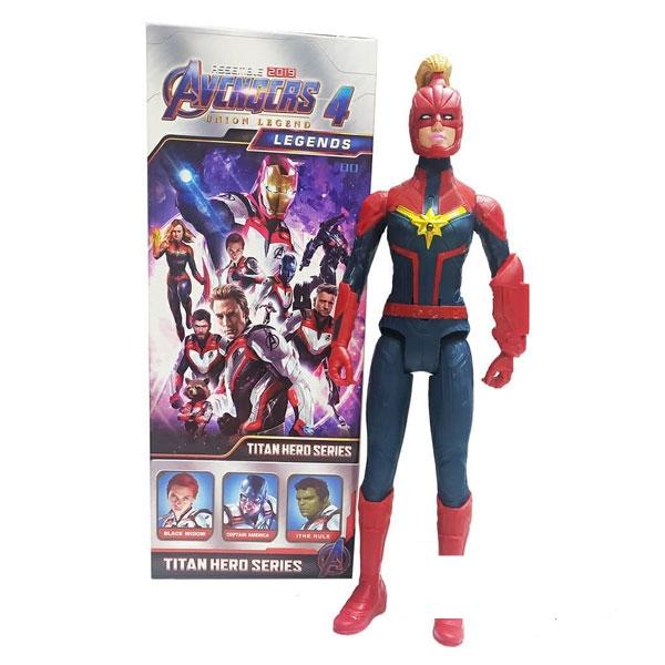 فیگور موزیکال Avengers شخصیت کاپیتان مارول