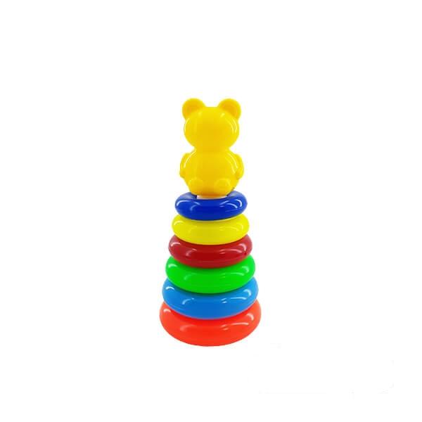 حلقه هوش مدل خرسی کوچک 6 عددی