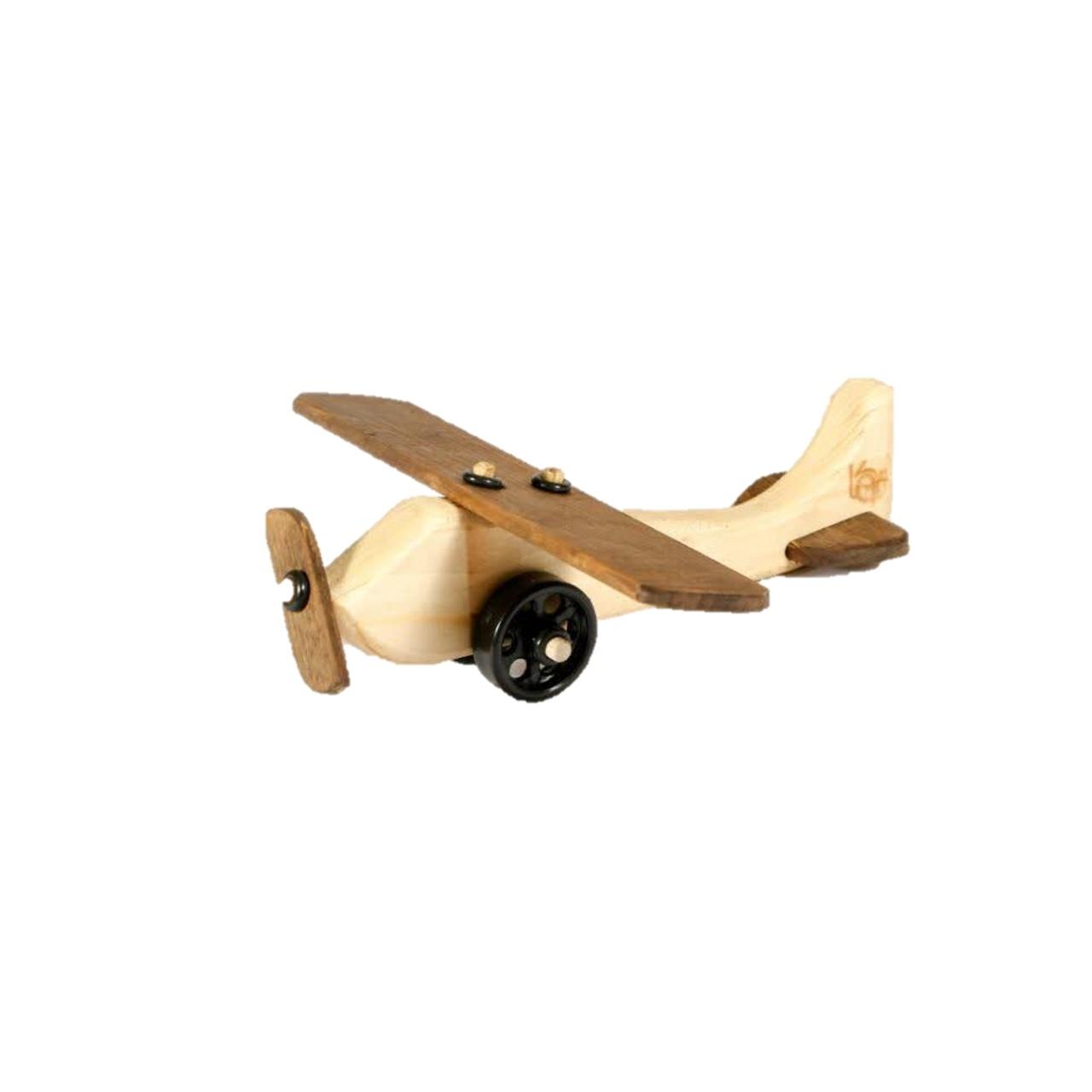 هواپیمای چوبی ملخ دار
