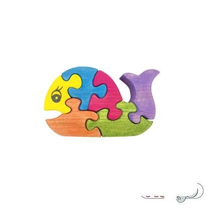 جورچین چوبی مهرانا مدل ماهی