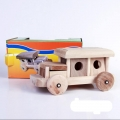 جورچین کامیون چوبی