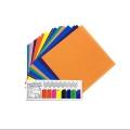 کاغذ اوریگامی یک رو رنگی ۲۰ سانتیمتری