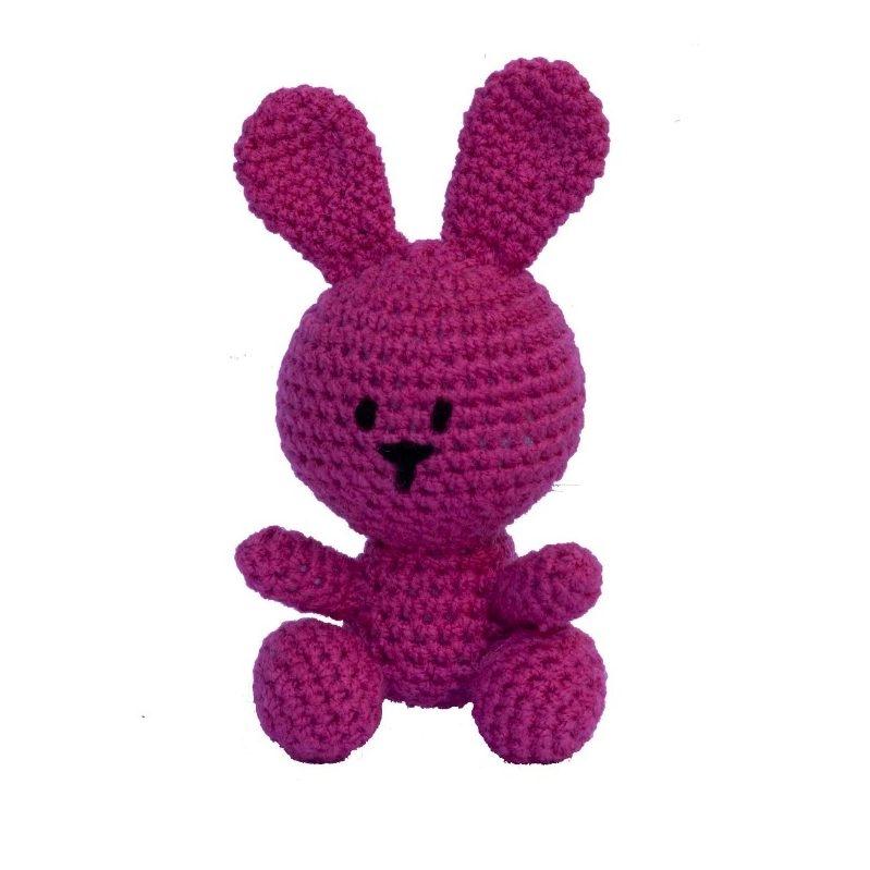 خرگوش کوچولو صورتی