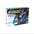 کیت ربات انرژی خورشیدی Solar Power مدل ۴*۱