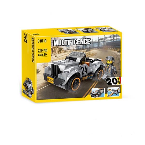 لگو دکول مولتی فیسنس مدل ماشین کوهستان