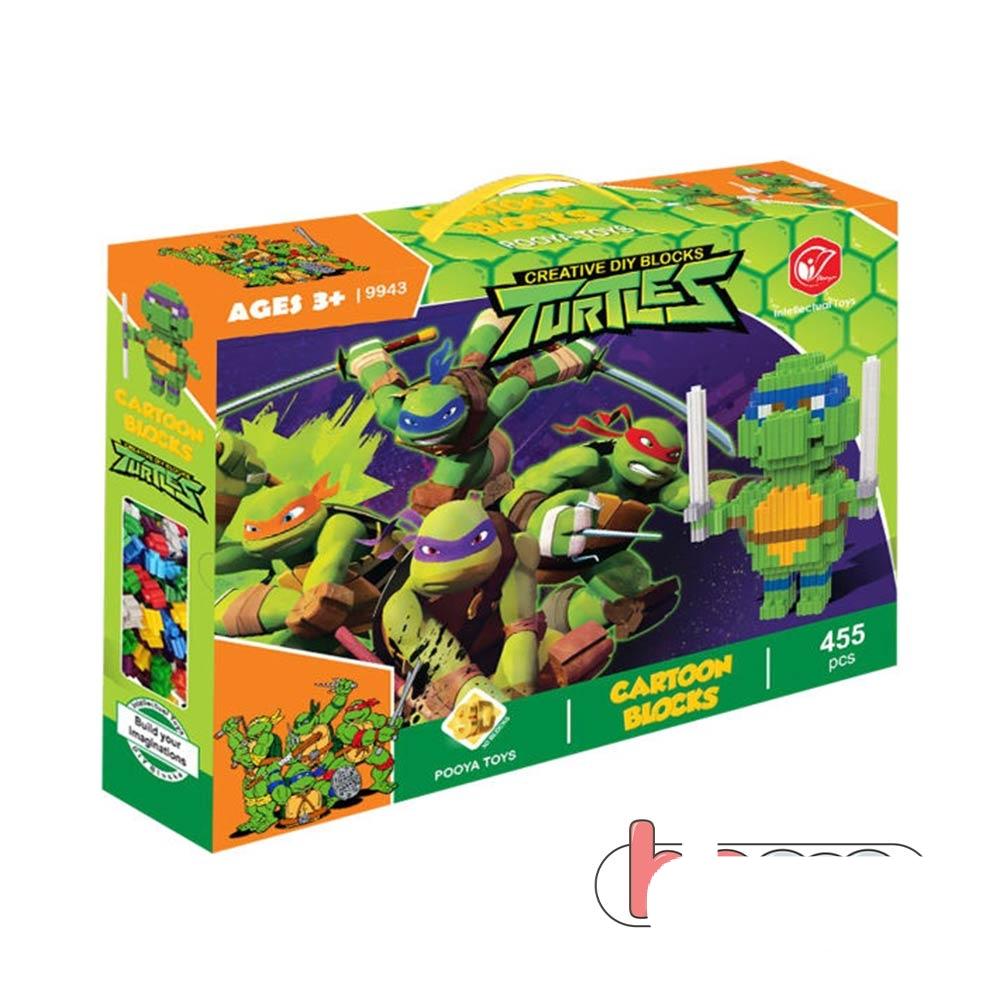 لگو لاکپشتهای نینجا – پویا تویز