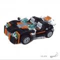 لگو ماشین ۳۶ مدل ۳۱۲۲
