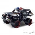 لگو ماشین جیپ پلیس ۳۸۱۱