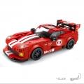 لگو ماشین رالی قرمز ۵۱۰۵