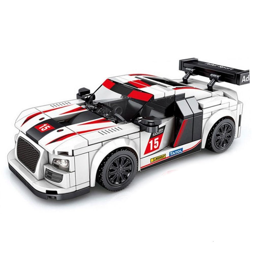 لگو ماشین رالی سفید ۵۱۱۲
