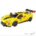 لگو ماشین رالی زرد ۵۱۱۱