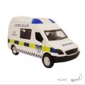 ماشین فلزی پاترول پلیس (عقبکش موزیکال)