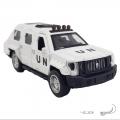 ماشین فلزی پاترول سازمان ملل