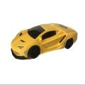 ماشین کنترلی مدل مسابقهای زرد