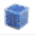 ماز سه بعدی آبی