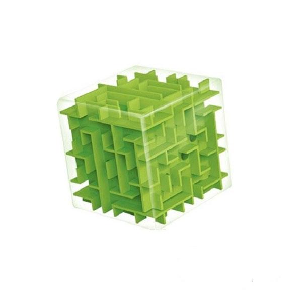 ماز سه بعدی سبز
