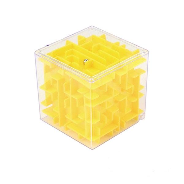 ماز سه بعدی زرد