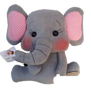 محافظ سر کودک فیلی ( صورتی)