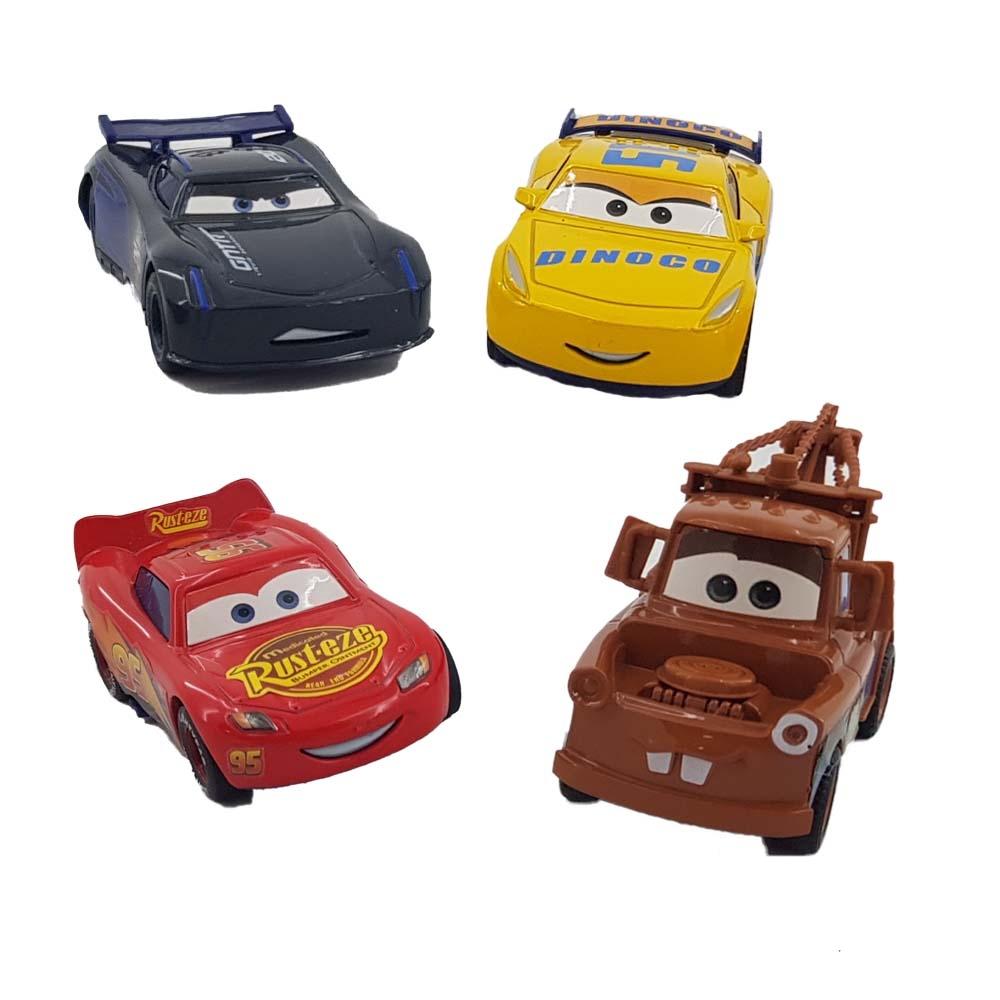 مجموعه ماشینهای فلزی انیمیشن ماشینها