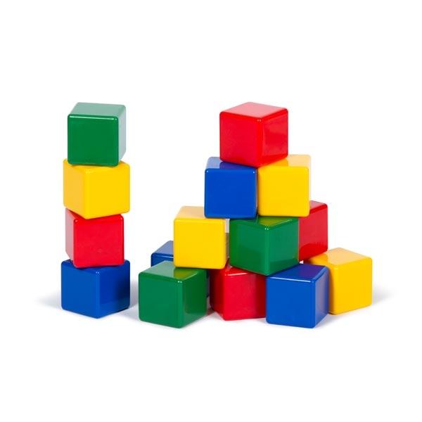 مکعبهای رنگی بزرگ
