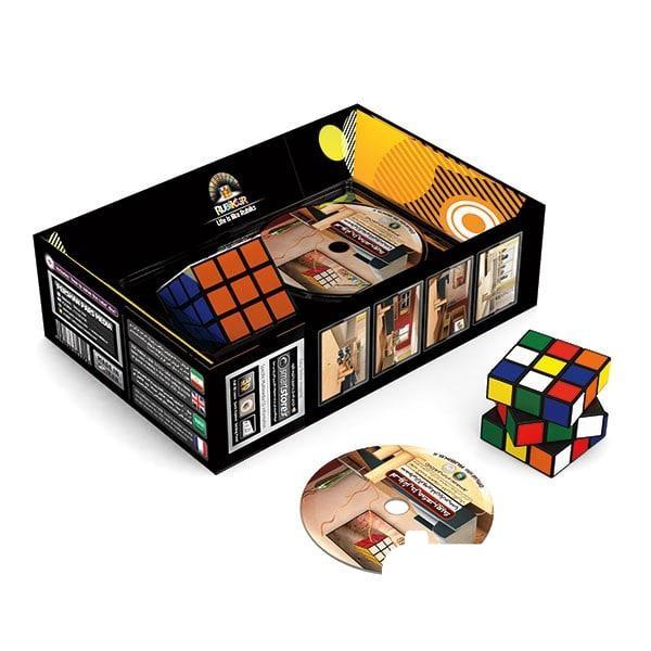 مکعب روبیک آموزشی DVD دار