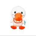 عروسک اردک پیشبنددار