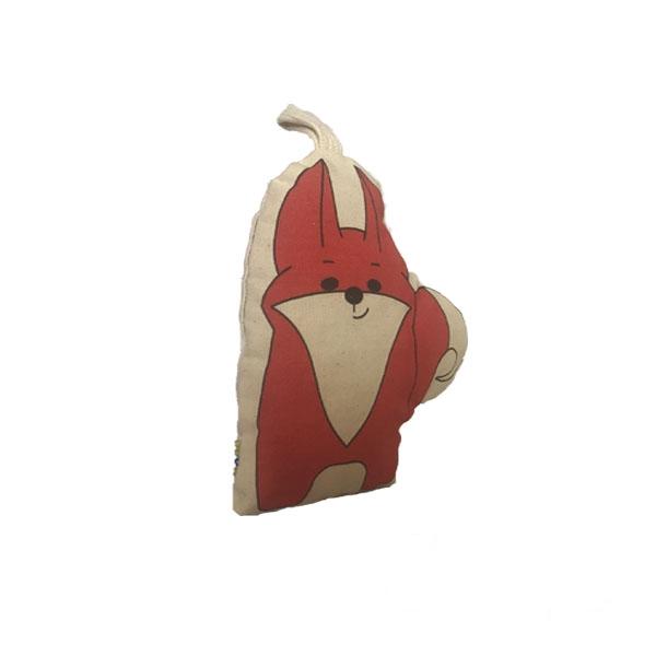 عروسک بالشتی مدل شاه روباه