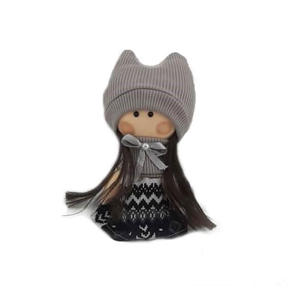 عروسک دختر روسی طوسی