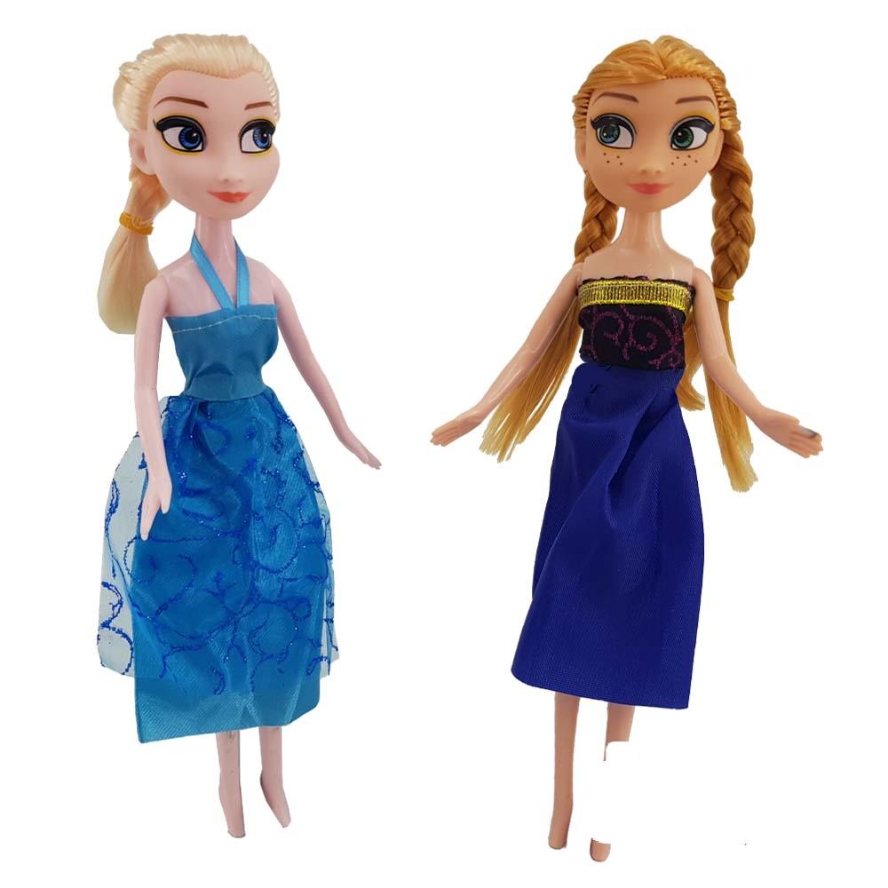 عروسک فروزن آنا و السا