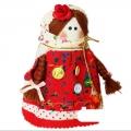 عروسک خانم سایز بزرگ آوین