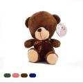 عروسک خرس رنگی