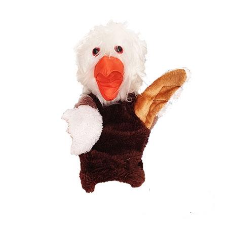 عروسک نمایشی طرح عقاب