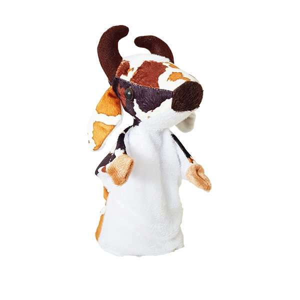 عروسک نمایشی طرح گاو