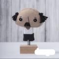 عروسک پلویز و پونه، خسرو