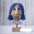 عروسک پلویز و پونه، پانی