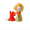 عروسک شازده کوچولو و روباه