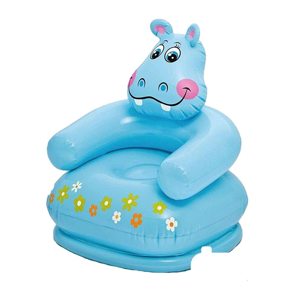صندلی بادی طرح اسب آبی
