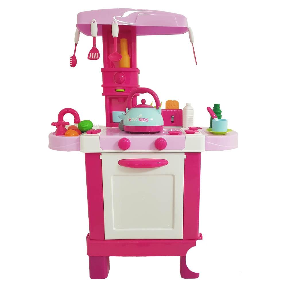 سرویس آشپزخانه آشپز کوچولو