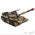 تانک فلزی (عقبکش قدرتی)