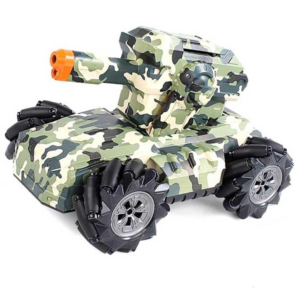 تانک جنگی کنترلی
