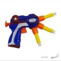 تفنگ تیر ابری مدل کاپیتان آمریکا