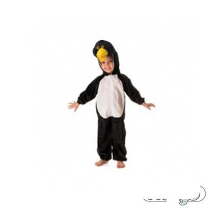 تنپوش نمایشی کودک مدل پنگوئن سایز ۳